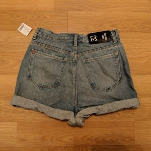 Urban Outfitters mom jeans shorts